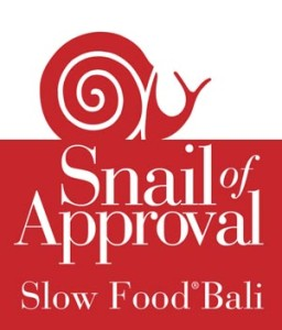 Slow Food Bali Approved